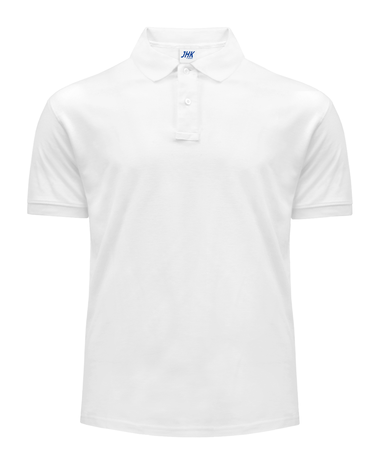 POLO JHK WORKER BLANCO 210gr